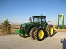Tractor For Sale:  2014 John Deere 8310R , 310 HP