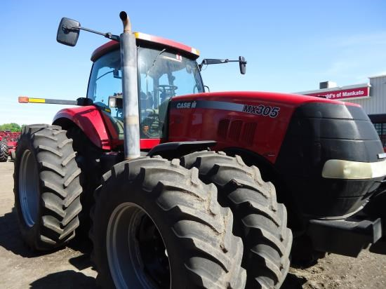2006 Case IH MX305 Tractor For Sale