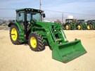 Tractor For Sale:  2014 John Deere 6125R , 125 HP