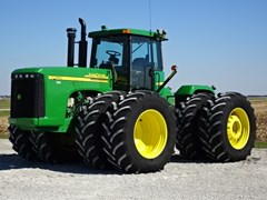 Tractor For Sale 2003 John Deere 9420 , 425 HP