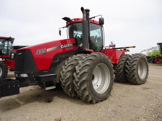 2010 Case IH 435 STEIG Tractor For Sale