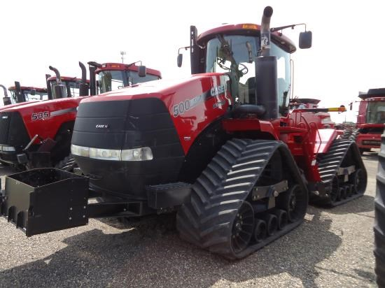 2011 Case IH 500 QUAD Tractor For Sale