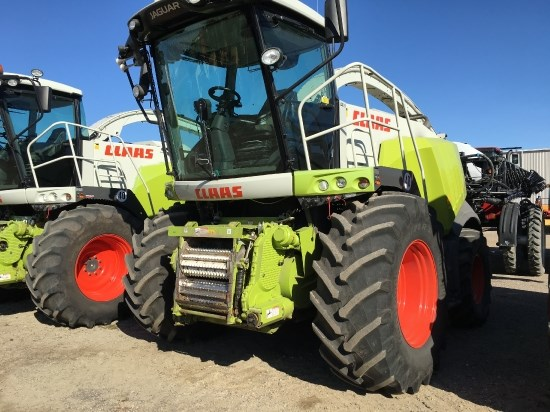 2013 Claas 960 Forage Harvester-Self Propelled For Sale
