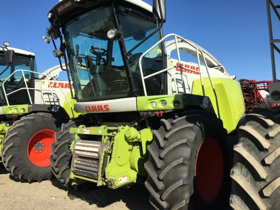 2012 Claas 960 Forage Harvester-Self Propelled For Sale