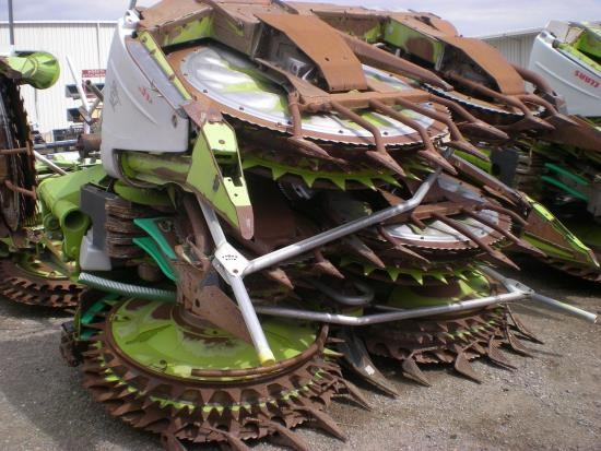2008 Claas ORBIS 750 Forage Head-Row Crop For Sale
