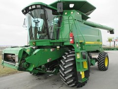 Combine For Sale:  2001 John Deere 9550