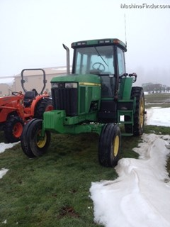 Tractor For Sale:  John Deere 7610 , 115 HP