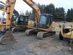 Excavator-Track For Sale:  2011 Case CX130B