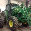 Tractor For Sale:  2007 John Deere 6430 , 120 HP