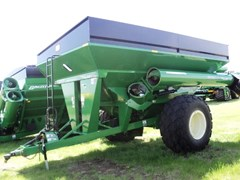 Grain Cart For Sale:  2014 Brent 1082