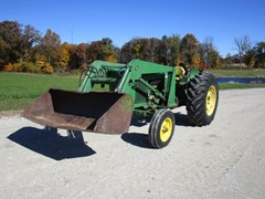 Tractor For Sale 1975 John Deere 2030 , 68 HP