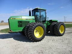 Tractor For Sale 1989 John Deere 8760 , 300 HP