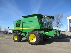 Combine For Sale:  2004 John Deere 9660 STS
