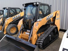 Skid Steer-Track For Sale 2018 Case TR270 , 68 HP