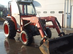 Tractor For Sale 2007 Kubota L3430GST , 34 HP