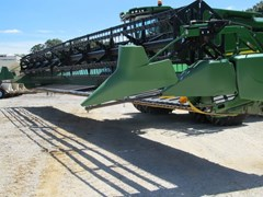 Header-Draper/Flex For Sale:  2014 John Deere 640FD