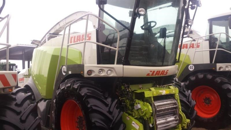 2008 Claas 970 Forage Harvester-Self Propelled For Sale