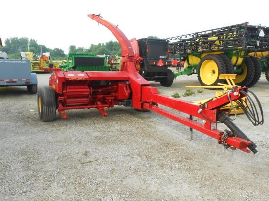 2004 New Holland FP230 Forage Harvester-Pull Type For Sale