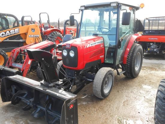 2008 Massey Ferguson 1533 Tractor - Compact For Sale