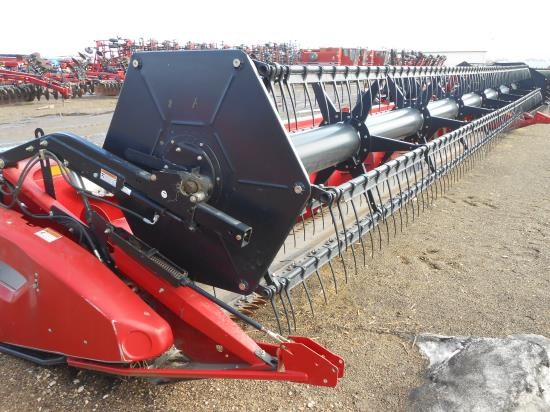 2010 Case IH 2020 35' Header-Flex For Sale