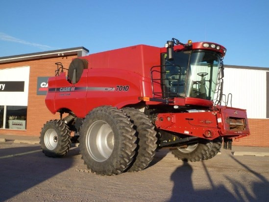 2008 Case IH 7010, 1808 Sep Hr, HD Axle, FT, Dlx Cab Cosechadoras a la venta