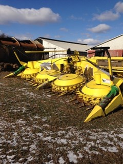 Forage Head-Row Crop For Sale John Deere 678