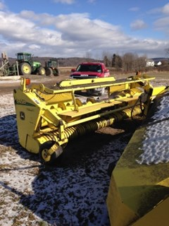 Forage Head-Windrow Pickup For Sale 2009 John Deere 645B