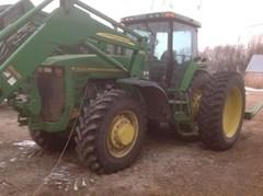 Tractor For Sale:  1996 John Deere 8300