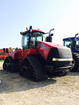 2013 Case STX550 Tractor For Sale