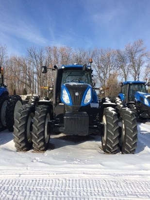 2011 New Holland T8.390 Tractor For Sale