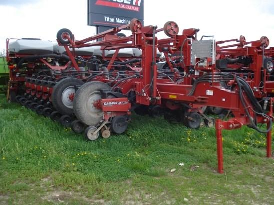 2012 Case IH 1250, 24R30, 2Pt Hookup, Vac Meter, Clutches Plantadora a la venta