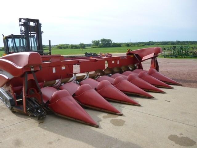 2009 Case IH 3408, Fits 6088/7088/7120/9120, 8R30,HHC,FT,Knife Cabezales para maíz a la venta