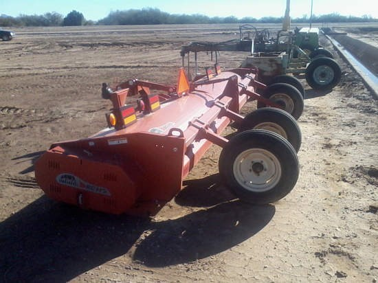 2012 Road Hog RC115 Cutter For Sale