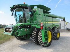 Combine For Sale:  2012 John Deere S670