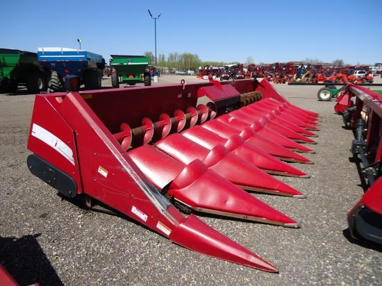 2009 Case IH 261212R30 Header-Corn For Sale