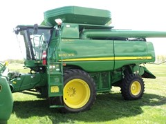 Combine For Sale:  2010 John Deere 9670