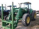 Tractor For Sale:  2000 John Deere 7510 , 130 HP
