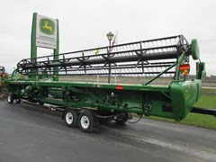Header-Draper/Flex For Sale:  2014 John Deere 635FD