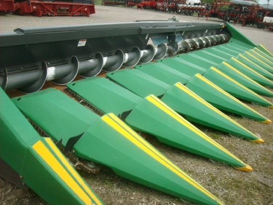 2009 Drago 12R30 GRN Header-Corn For Sale
