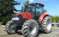 Tractor For Sale 2014 Case IH FARMALL 115U , 110 HP