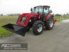 Tractor For Sale 2014 Case IH FARMALL 95C , 95 HP