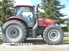 Tractor For Sale 2014 Case IH MAXXUM140