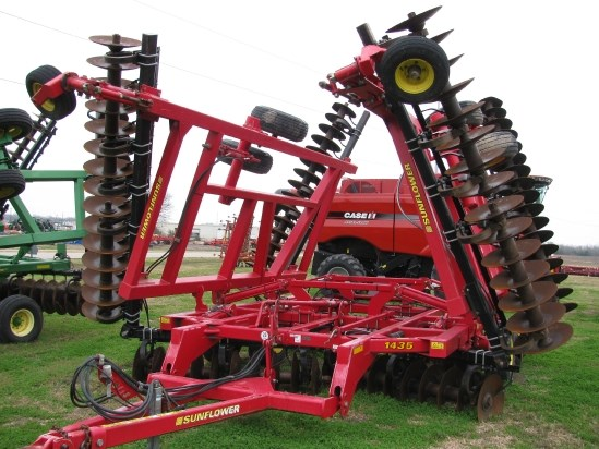 2009 Sunflower 1435-36 Disk Harrow For Sale