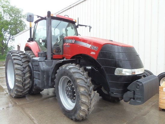 2012 Case IH 260 MAG Tractor For Sale