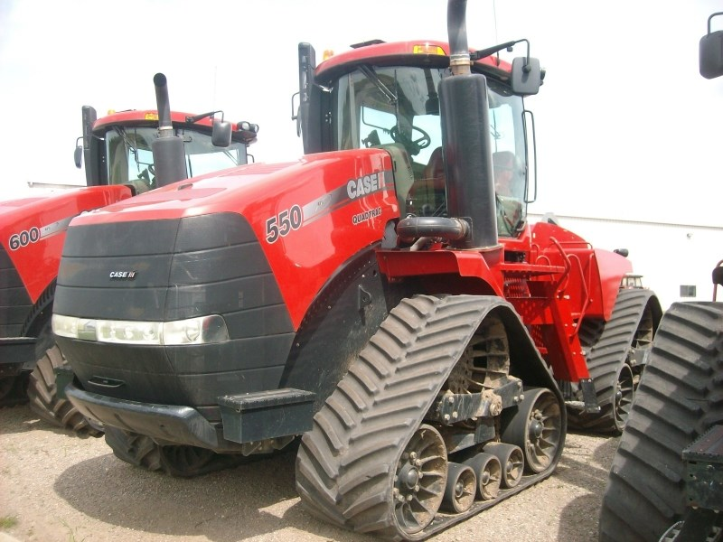2011 Case IH 550 QUAD Tractor For Sale