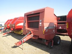 Baler-Round For Sale:  2000 Case IH RS561A
