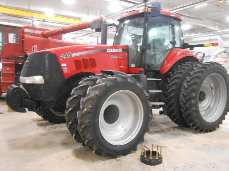 2010 Case IH 245 MAG Tractor For Sale