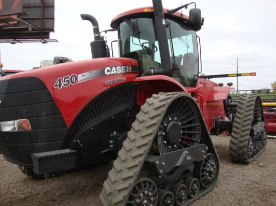 2014 Case IH 450 RT16 Tractor For Sale