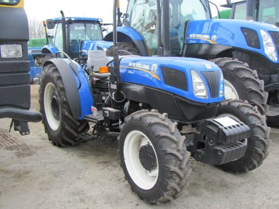 2015 New Holland T4.95F Tractor For Sale