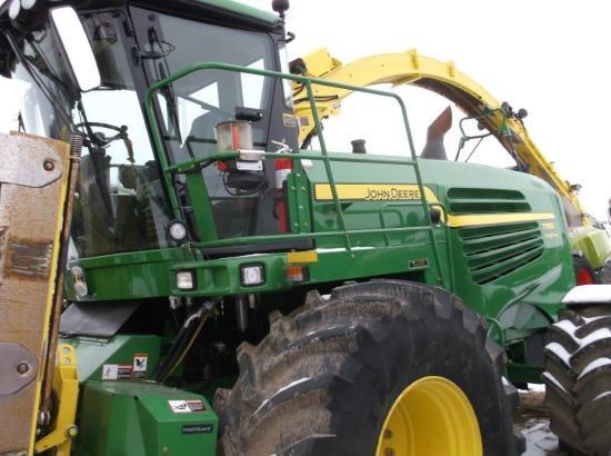 2013 John Deere 7780 Forage Harvester-Self Propelled For Sale